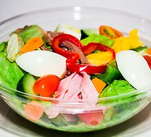 Salad Dish (Transparent) by Canonshot