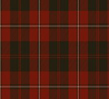 00040 Cunningham Clan Tartan Fabric Print Iphone Case by Detnecs2013