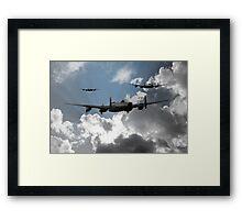 Bomber Command Framed Print