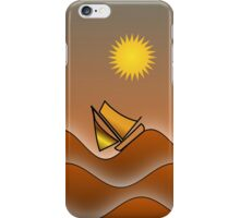 Golden Seas (iPhone/iPad) iPhone Case/Skin