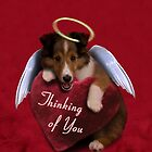Thinking Of You Sheltie Puppy by jkartlife