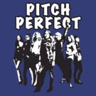 Pitch Perfect Barden Bellas Cast by AstroNance