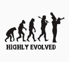 Highly Evolved by ohhaleyeah