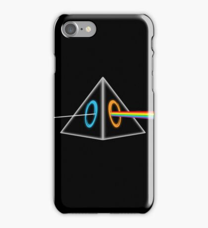 Dark Side of the M00n iPhone Case/Skin