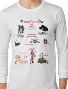 FFSteF09 T-Shirt Long Sleeve T-Shirt