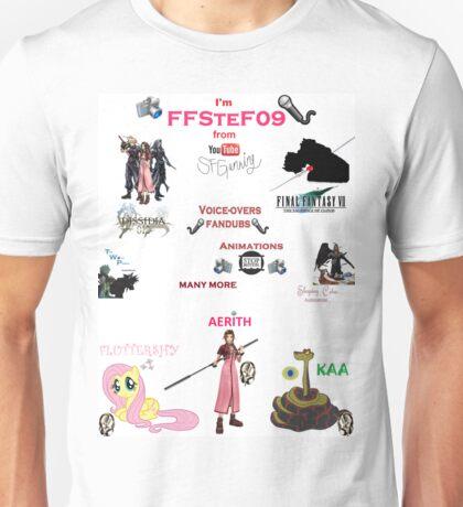 FFSteF09 T-Shirt Unisex T-Shirt