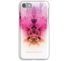 The Dragon - Fractal Rorschach iPhone Case/Skin