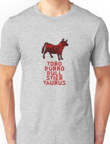 Toro - Bull - Burro VRS2 T-Shirt