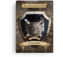 The Lord of Time Canvas Print