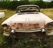 1958 Cadillac, Abilene, Texas by Ralf372