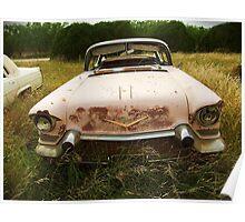 1958 Cadillac, Abilene, Texas Poster