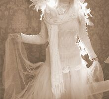 Winter Victorian Fairy by MistressFogg