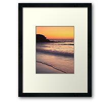 Mayan Dawn Framed Print