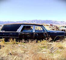1967 Cadillac Hearse, Grantsville, Utah by Ralf372
