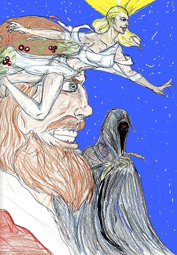 A Christmas carol by Theaven