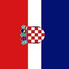 Croatia Flag by pjwuebker