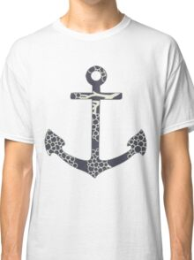 Patterned Anchor Classic T-Shirt