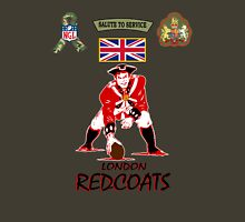 London Redcoats Salute to Service  Unisex T-Shirt