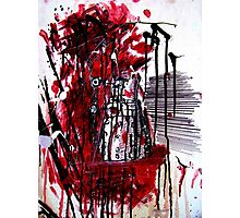 Dalek Exterminism Photographic Print