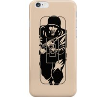 Figure 11 Military Gun Range Target iPhone Case/Skin