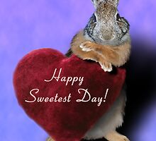 Sweetest Day Bunny Rabbit by jkartlife
