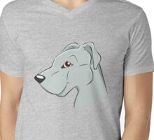 Dogo Mens V-Neck T-Shirt