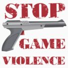 Stop Game Violence by John Perlock