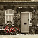 The Red Bicycle by Patricia Jacobs CPAGB LRPS BPE3