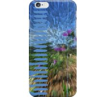 a thorny point of view iPhone Case/Skin