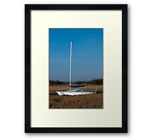 Messing About On The River Framed Print
