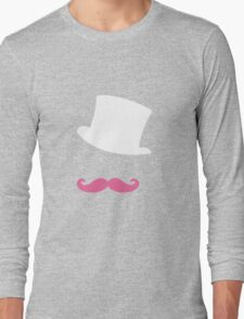 Markiplier vector design (black background) Long Sleeve T-Shirt