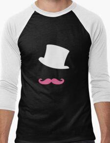 Markiplier vector design (black background) Men's Baseball ¾ T-Shirt