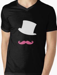 Markiplier vector design (black background) Mens V-Neck T-Shirt