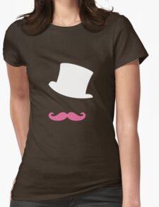 Markiplier vector design (black background) Womens Fitted T-Shirt