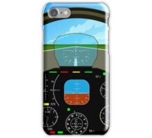Plane Cockpit iPad Case / iPhone 5 Case / iPhone 4 Case / Samsung Galaxy Cases  iPhone Case/Skin