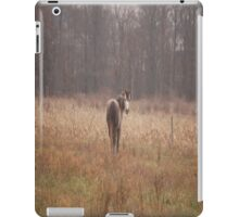 A horse of course iPad Case/Skin