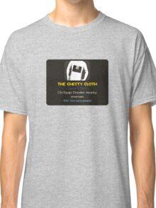 Item Unlocked - The Chesty Cloth Classic T-Shirt