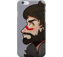 Hawke iPhone Case/Skin