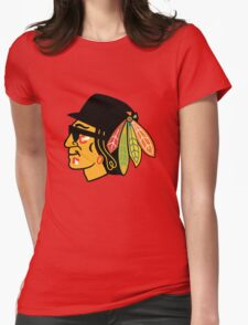 Blues Brothers of the Four Feathers - Full Womens Fitted T-Shirt