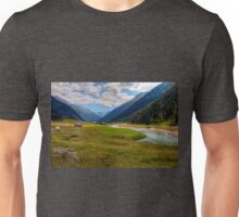 Hohe Tauern alpine summers Unisex T-Shirt