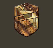 Custom Dredd Badge Shirt - (CJ) Unisex T-Shirt