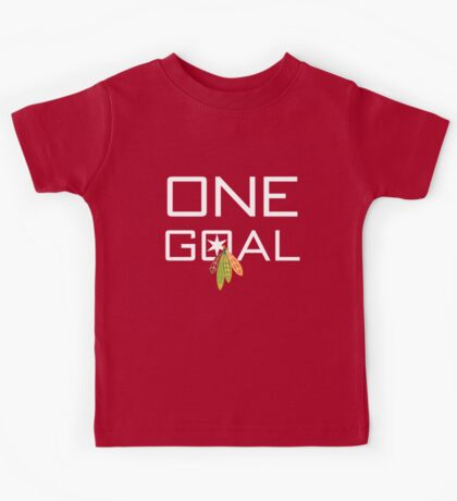 One Goal Kids Tee