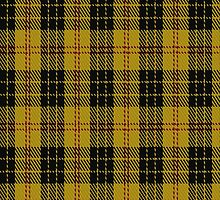 00066 Macleod Clan Tartan Fabric Print Iphone Case by Detnecs2013