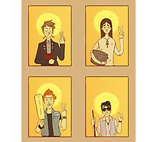 Saint Young Ones Photographic Print