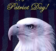 Patriot Day Eagle by jkartlife