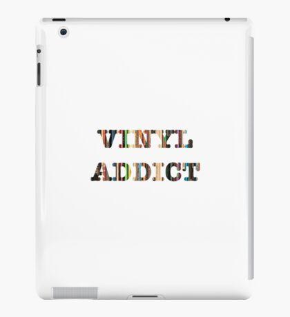 Vinyl Addict iPad Case/Skin