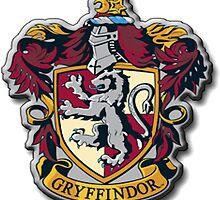 Gryffindor Crest - Harry Potter by caroline33099