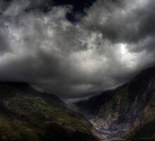 Fox Glacier, New Zealand by kutayk