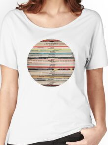 Blue Note Records round shirt Women's Relaxed Fit T-Shirt