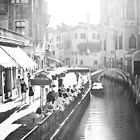 Venetian Canals by Andrew & Mariya  Rovenko